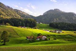 Bergdorf im Chiemgau