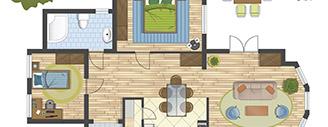 Grundrisse-wohnung-objekt-erstellen-immobilien-verkaufen-volksbank-raiffeisenbank-makler
